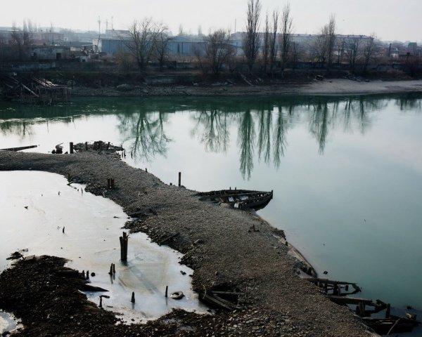 Сильнейшие ливни в Республике Адыгея и Краснодарском крае грозят подъёмами уровня рек