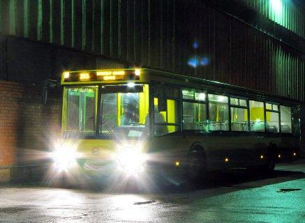 Общественный транспорт Астрахани будет ходить по ночам