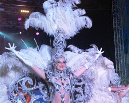 На карнавале в Геленджике побывали 50 тыс. зрителей
