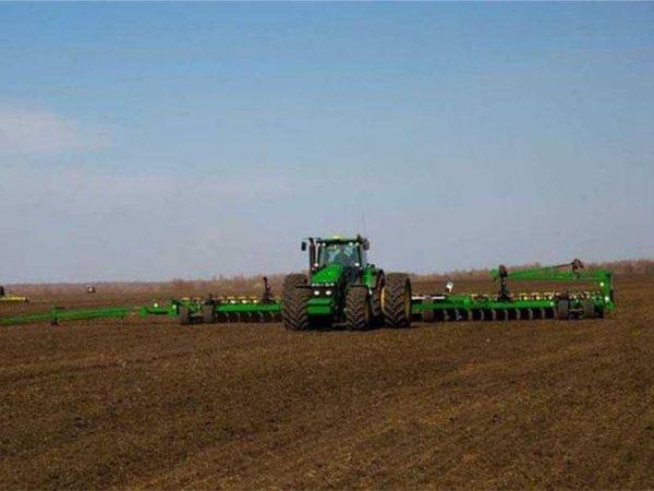 Адыгея наращивает площадь посевов