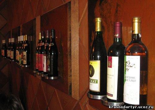 Краснодарский край в 2015 году нарастил объёмы производства алкоголя