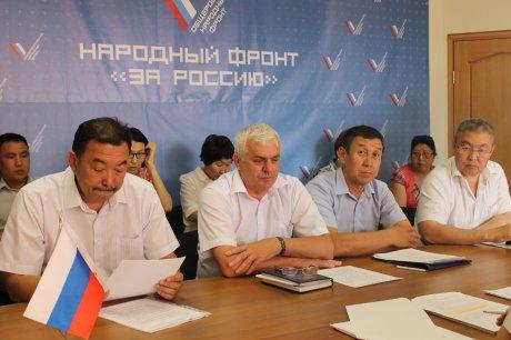 Общероссийский народный фронт берёт на контроль передачу в концессию элистинского водоканала