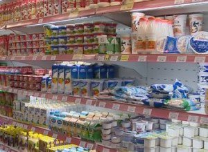 В 9 из 10 изученных молочных продуктах, реализуемых в Ростовской области, найдены отклонения