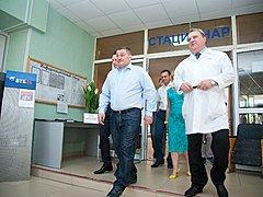 До конца 2015 года в Волгограде ожидается появление государственного лабораторно-диагностического центра