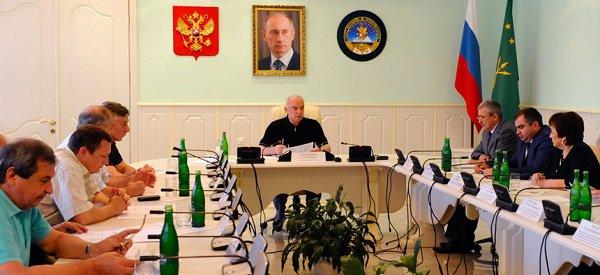 При Главе Республики Адыгея создан Совет по правам человека