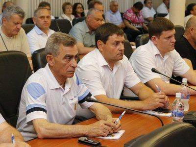 Делегация из Волгоградской области прибыла в Краснодар