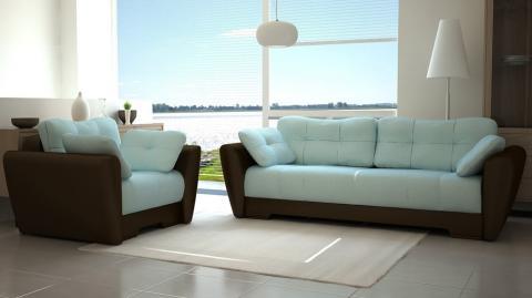 Ассортимент диванов и кресел для разных условий