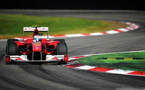 Формула 1 –зрелищное событие