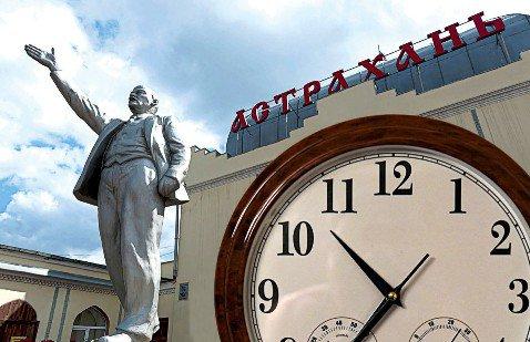 Астрахань хочет жить по-новому времени