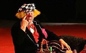 Олег Попов прибыл в Сочи для участия в цирковом фестивале
