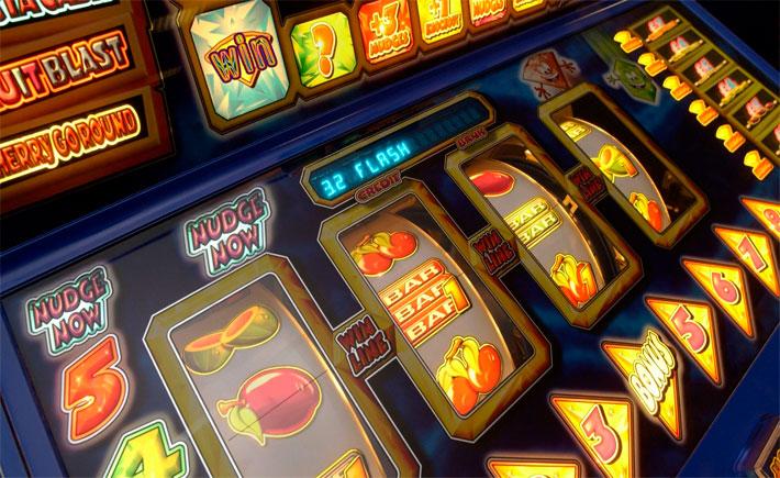 Игровой Автомат Столбик 777