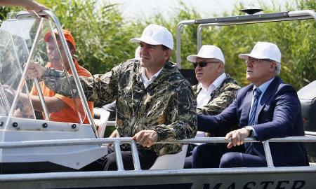 Вылов рыбы в Азовском море в 2015 году впервые разрешен крымским рыбакам