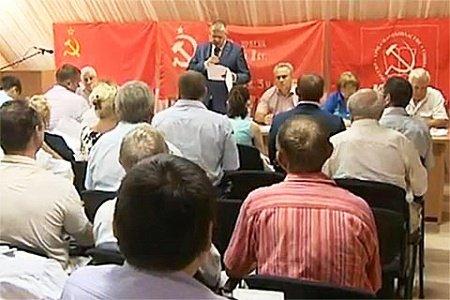 Выборы 2015: коммунисты Ростова наступают