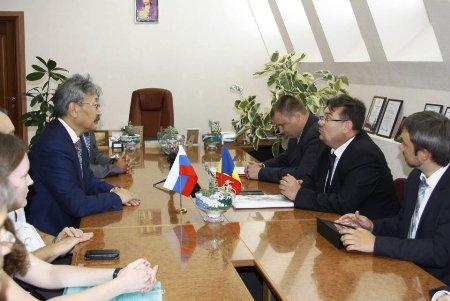 Волгоградская область налаживает сотрудничество с Румынией