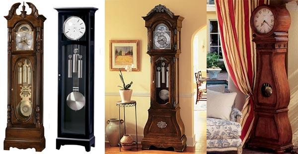 Интерьерные часы Hermle в магазине часов и подарков PresentLand