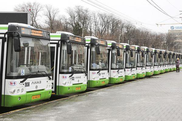 Ростовский общественный транспорт к 2018 году преобразится