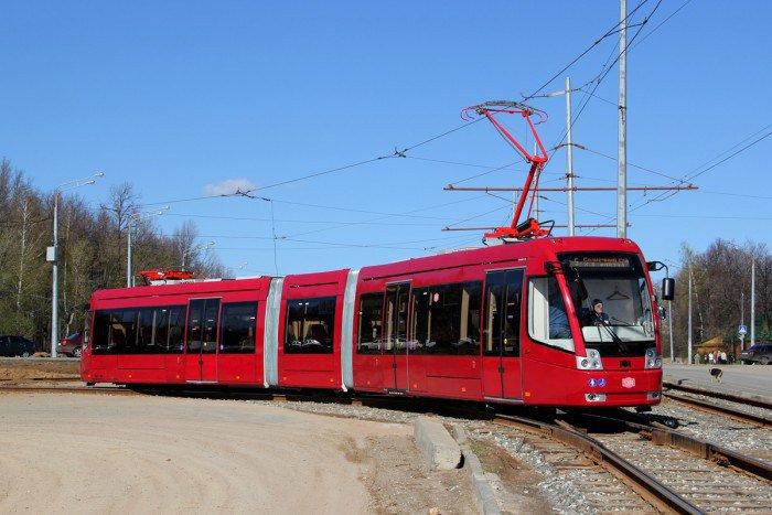 Экспресс-трамваи обеспечат доставку пассажиров к новому ростовскому аэропорту