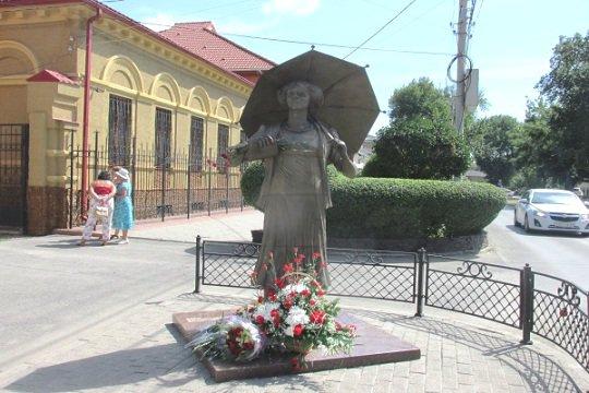В Таганроге отметили юбилей Фаины Раневской
