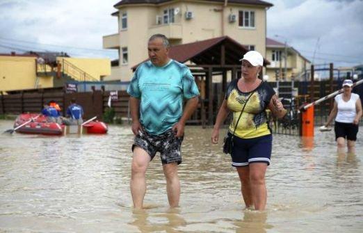 Новая система защиты от дождей в Сочи будет стоить 2 млрд рублей