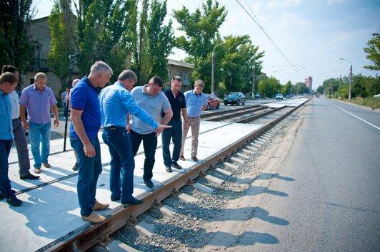 А. Бочаров провел внезапную проверку дорожных работ в Волгограде