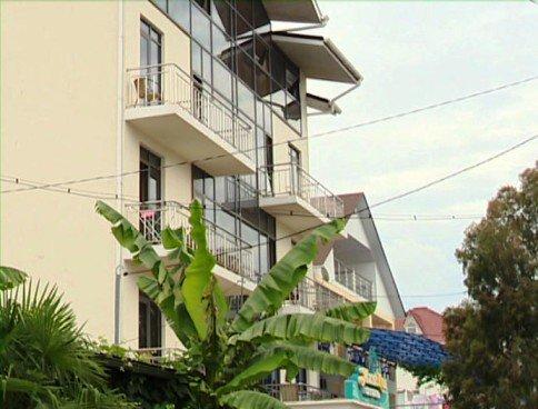 Около тысячи нелегальных отелей обнаружили в Сочи