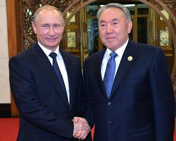 В рамках сочинского форума встретятся Путин и Назарбаев