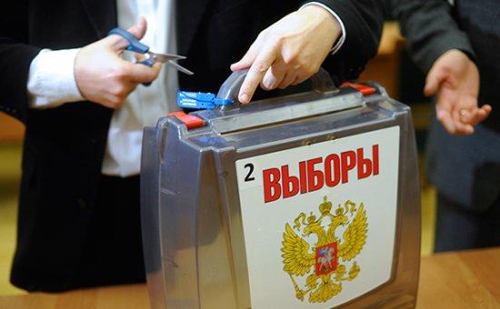 В Краснодарском крае на выборы пришли всего 46% избирателей
