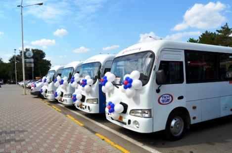 В Новочеркасске появился цивилизованный общественный транспорт