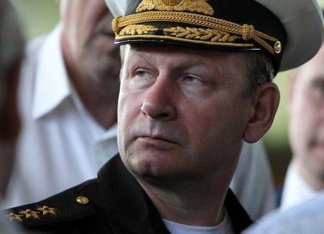 Главком ВМФ России прибыл в Новороссийск
