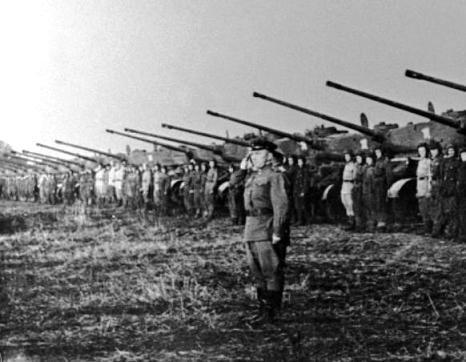Историческую фотографию с Парада Победы 1945 суд признал пропагандой нацизма