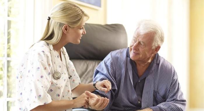 Уход за родным со старческим слабоумием