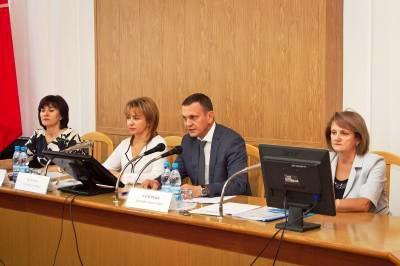 Облдума Волгоградской области обсудила вопросы поддержки инвалидов и ветеранов