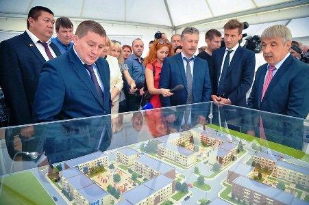 В Советском районе Волгограда появится новый микрорайон