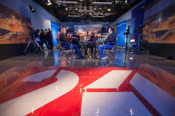 В прямом эфире «России-24» обсудили геплан развития Ростова