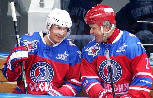 В Сочи прошло открытие любительской Ночной хоккейной лиги