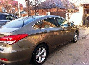 Ростовский суд не стал запрещать автомобили Hyundai