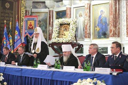 Всемирный конгресс казаков состоялся в Новочеркасске