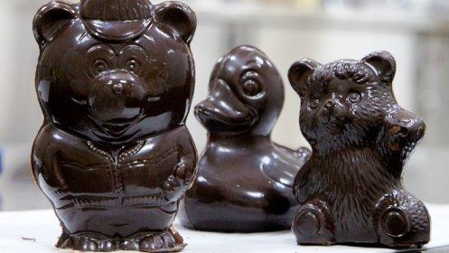 В Ростов приехал передвижной музей шоколада