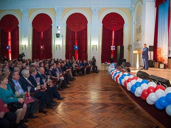 В Волгограде подвели годовые итоги работы областного АПК