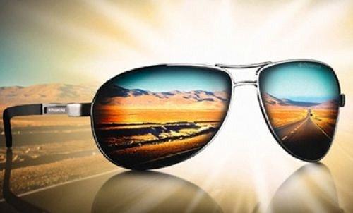 Поляризационные защитные очки от солнца