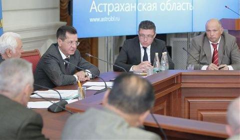 В Астраханской области вместе с импортом снизились на 25%  объемы экспорта