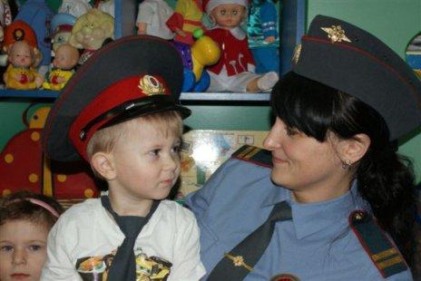 В Ростове проводится ряд акций с целью популяризации полиции