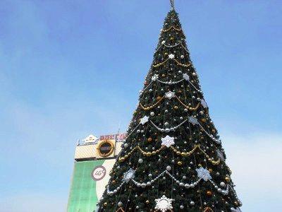 Власти Краснодара рассказали о концепции новогоднего убранства города