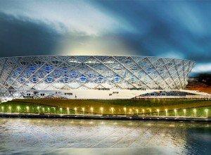 На строительство стадиона «Арена Волгоград» будут привлекать волгоградских специалистов