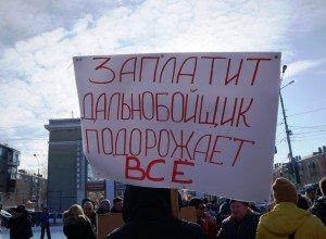 В Ростове-на-Дону состоялся митинг «Анти-Платон»
