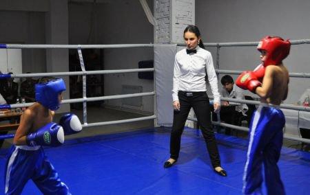 В Астрахани прошли соревнования на Кубок гордумы по кикбоксингу