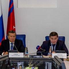 Губернатор Волгоградской области провёл встречу с председателем Совета директоров ПАО «Газпром»