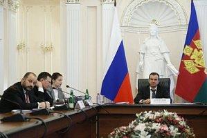 Губернатор Краснодарского края принял участие в видеоконференции по вопросу бюджетов субъектов ЮФО