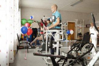 Астраханский реабилитационный центр «Русь» получил в подарок инновационное оборудование