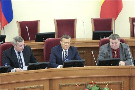 В Ростовской области накопились крупные долги перед «Газпромом»